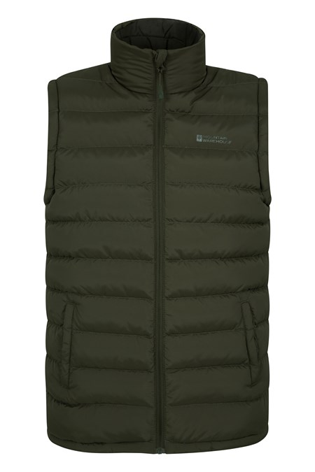 025389 SEASONS PADDED GILET