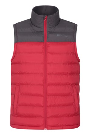 Seasons Mens Insulated Vest