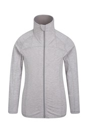 Motion Girls Full-Zip Midlayer