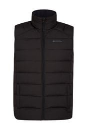 Crescent Down Mens Padded Gilet