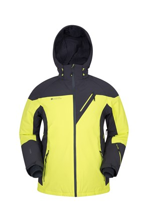 Asteroid Mens Ski Jacket