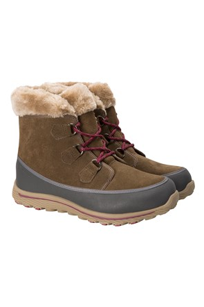 Verbier Womens Snow Boots