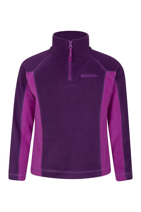025401 ASHBOURNE GIRLS FLEECE