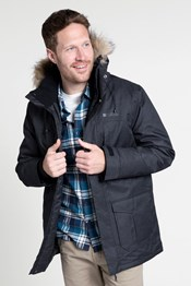 Gorge Waterproof Mens Long Jacket