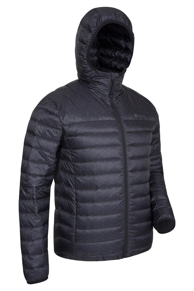 4a53c3e9 Featherweight Printed Mens Down Jacket