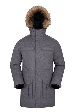 Sub Zero Mens Down Padded Jacket