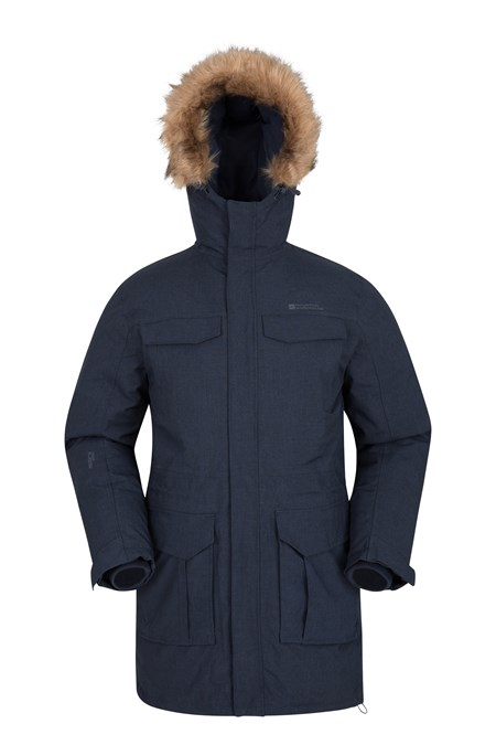 025412 SUB ZERO DOWN PADDED JACKET