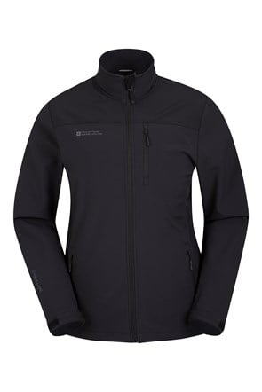 Grasmere Mens Showerproof Softshell