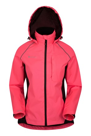 Adrenaline Womens Hooded Iso-Viz Jacket