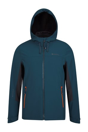 Urban Mens Showerproof Softshell