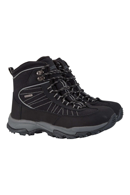 Boulder Kids Boots - Black