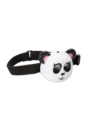 Miss Panda Character Head Torch