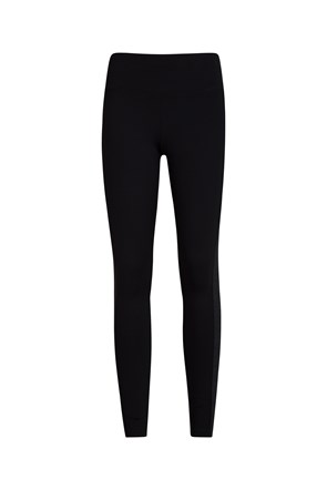 Reflective Panelled Womens Leggings