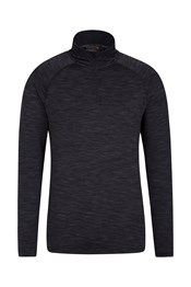 Power Mens Half-Zip Top