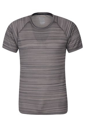 Męski T-shirt Endurance Striped