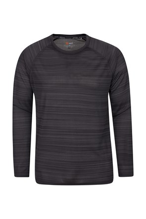 Endurance Striped Mens Top