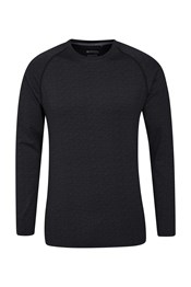 Burst Reflective Mens Long Sleeve Top