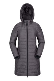 Nightingale Womens Long Down Jacket
