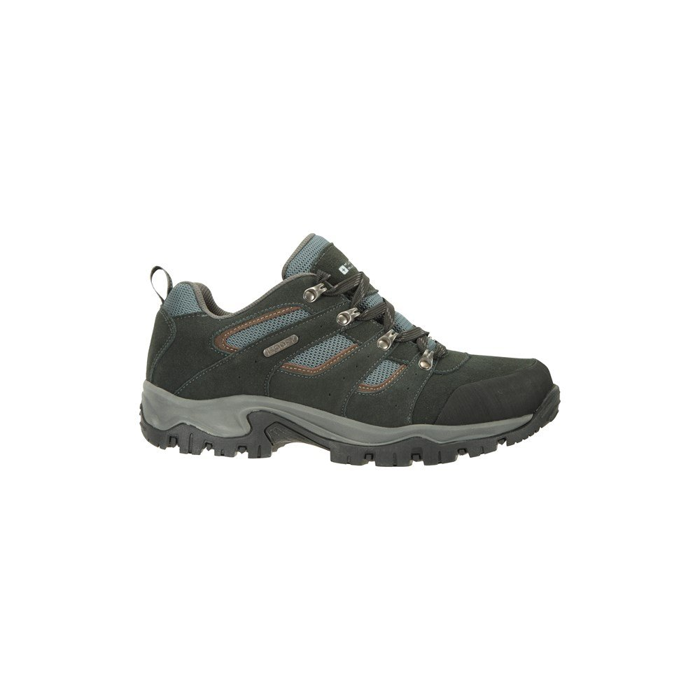 Mountain-Warehouse-Mens-Voyage-Waterproof-Walking-Shoes-Hiking-Trainers thumbnail 9
