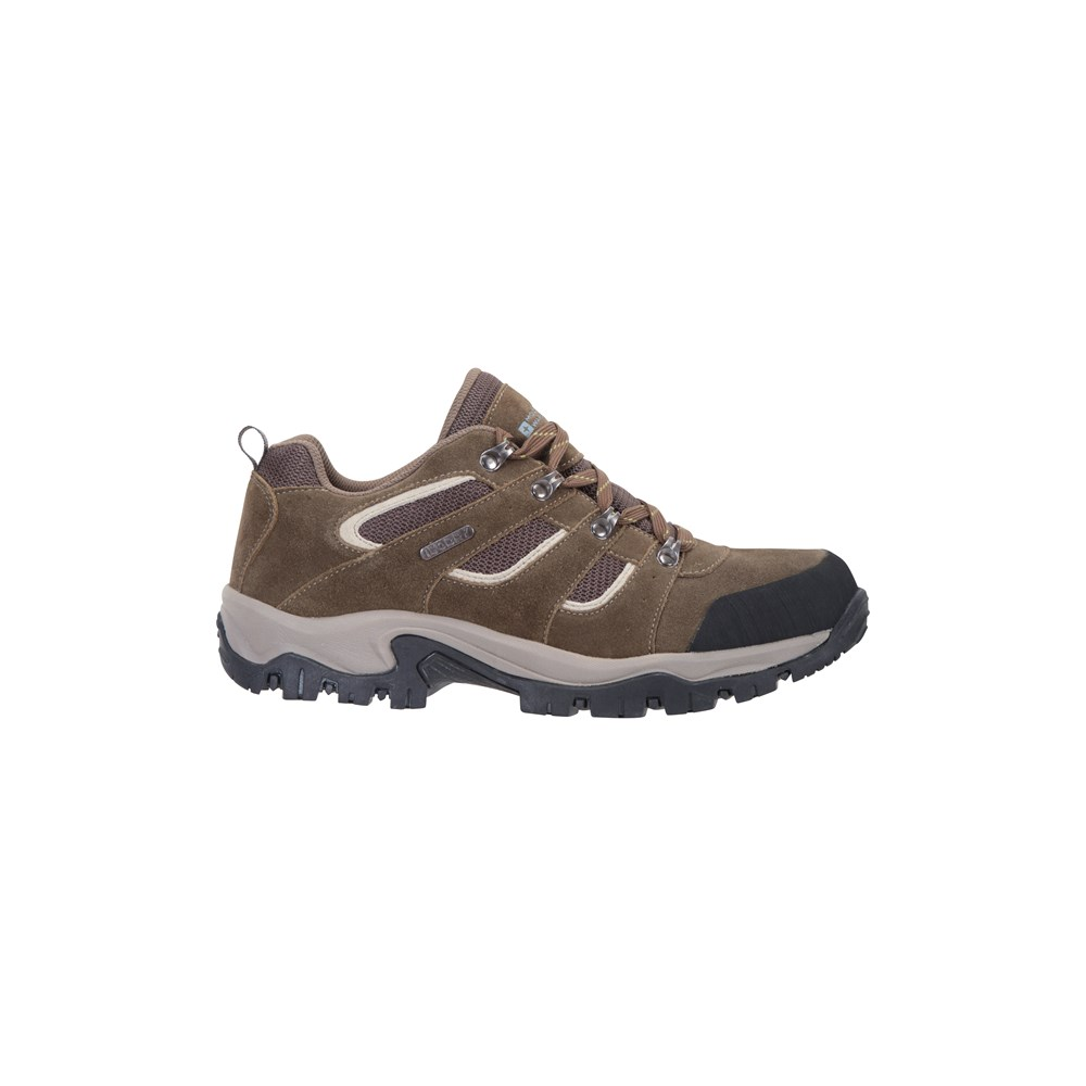 Mountain-Warehouse-Mens-Voyage-Waterproof-Walking-Shoes-Hiking-Trainers thumbnail 16
