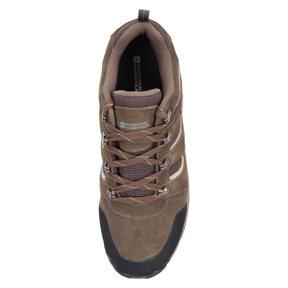 Mountain-Warehouse-Mens-Voyage-Waterproof-Walking-Shoes-Hiking-Trainers thumbnail 20