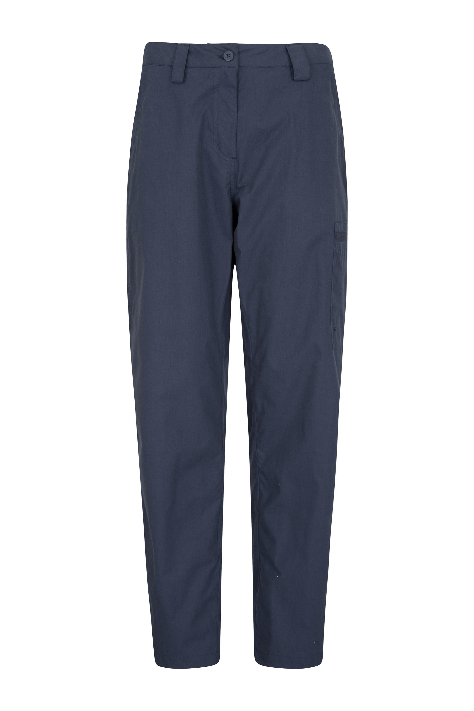 Trek II Damenhose - Kurze Länge - Marineblau