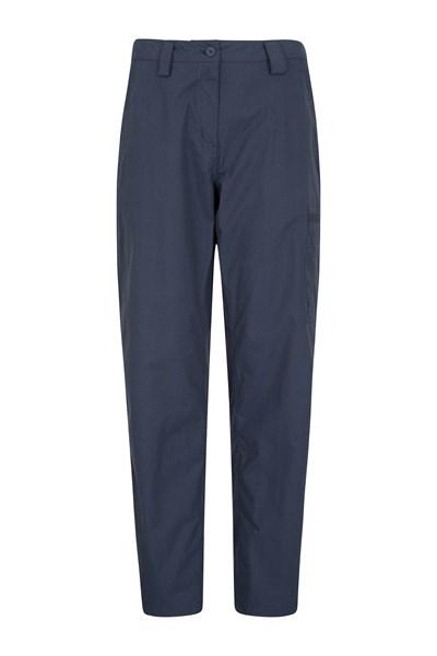 Trek II Womens Short Trouser - Navy