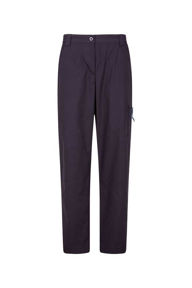Trek II Womens Trousers - Black