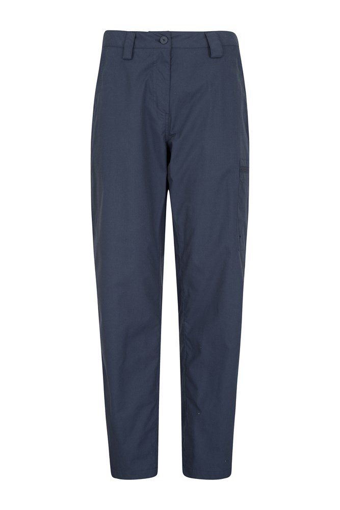 Trek II Womens Trousers - Navy