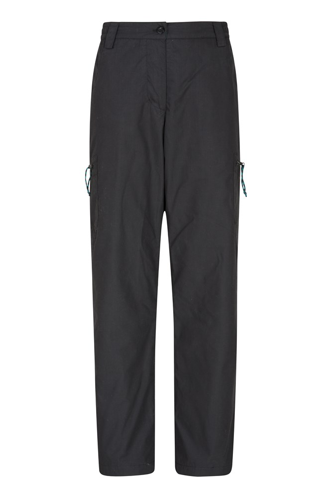 Winter Trek II Womens Trousers - Black