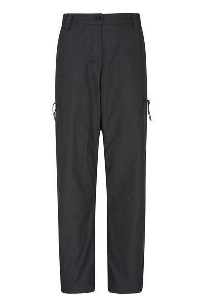 Winter Trek II Womens Trousers - Black