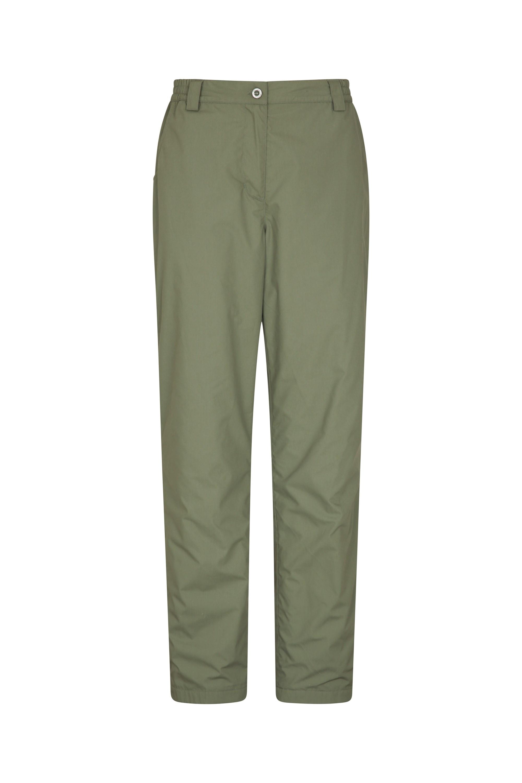 Winter Trek II- spodnie damskie - Green