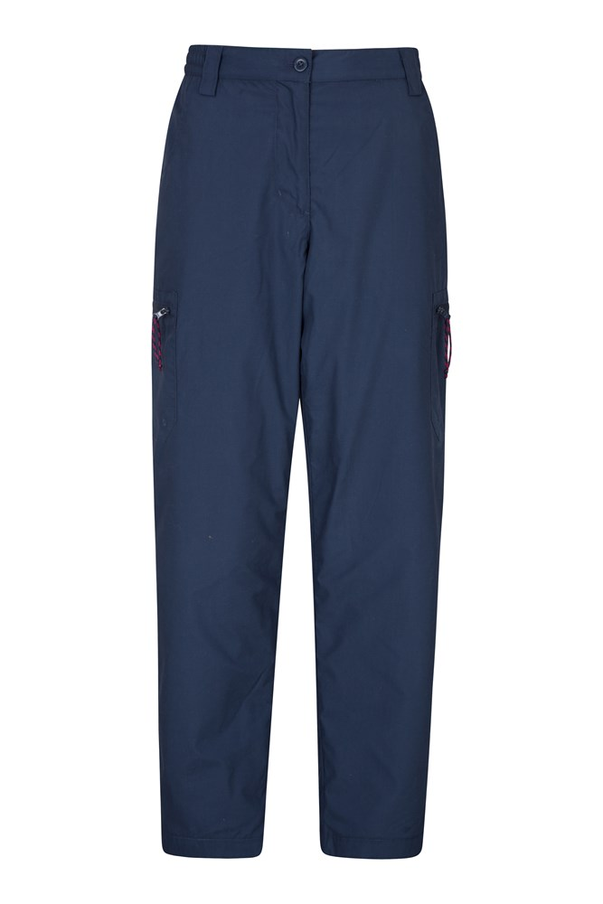 Winter Trek II Womens Trousers - Navy
