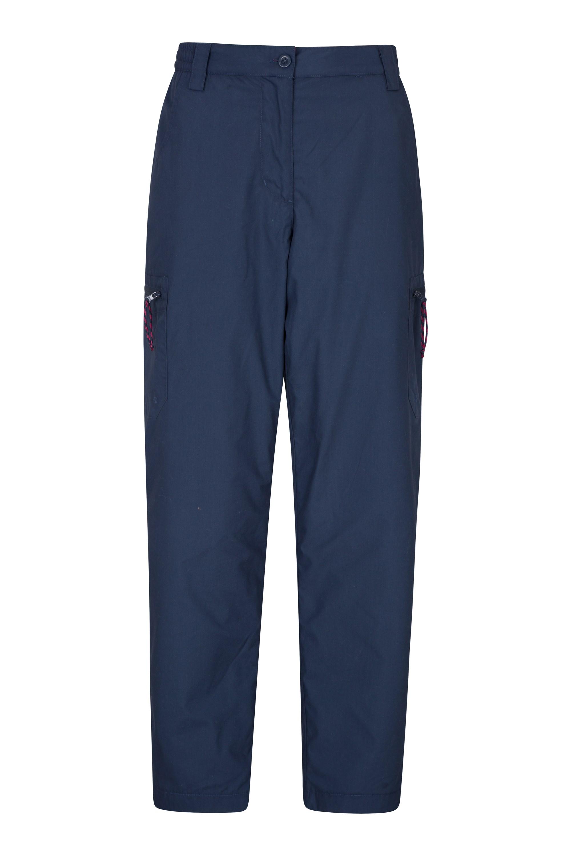 Winter Trek II- spodnie damskie - Navy