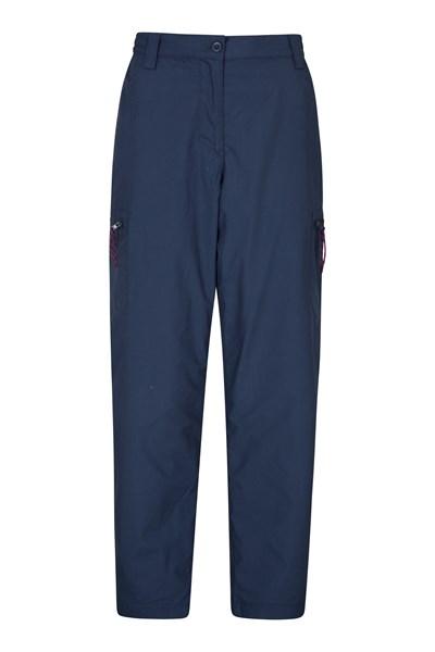 Winter Trek II Womens Trousers - Navy