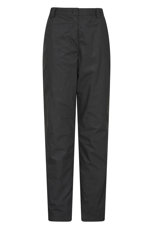 Winter Trek II- spodnie damskie 74cm - Black