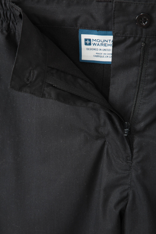 Mountain Warehouse Pantalon Femmes Trek II randonn/ée Doublure Thermique s/échage Rapide Marche L/éger