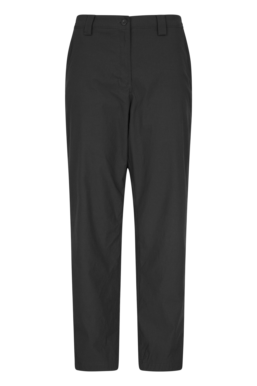 Trek- zimowe spodnie damskie 79cm - Black