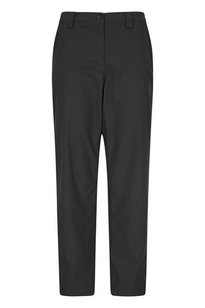 Winter Trek Stretch Womens Trousers - Black