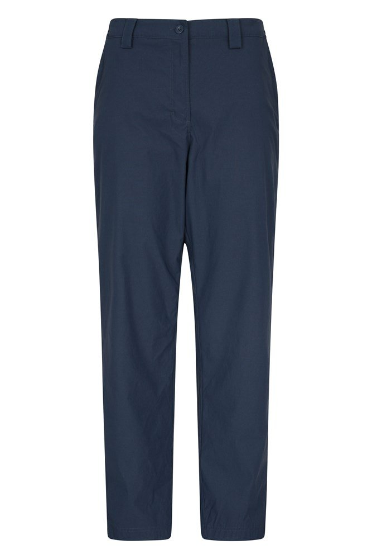 Trek- zimowe spodnie damskie 79cm - Navy