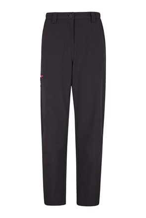 Womens Hike 4-Way-Stretch Warm Trousers