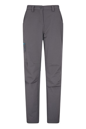 Womens Hike 4-Way-Stretch Warm Pants