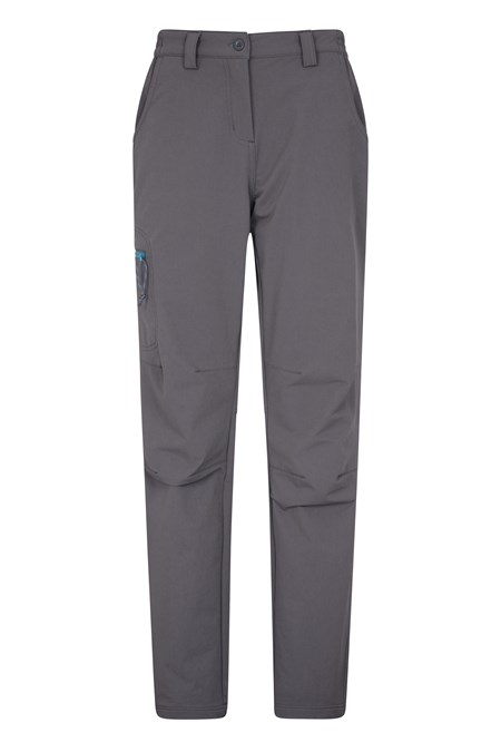 025477 HIKE 4 WAY STRETCH WARM WOMENS TROUSER
