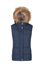 Oak Womens Padded Gilet
