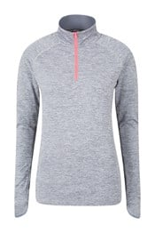 Crest Womens Half-Zip Midlayer
