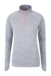 Crest Womens Half Zip Midlayer