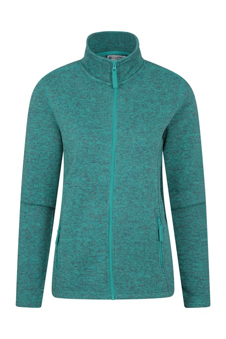 025485 IDRIS FULL ZIP WOMENS FLEECE