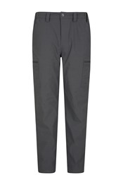 Mens Winter Trek Stretch Trousers - Short Length