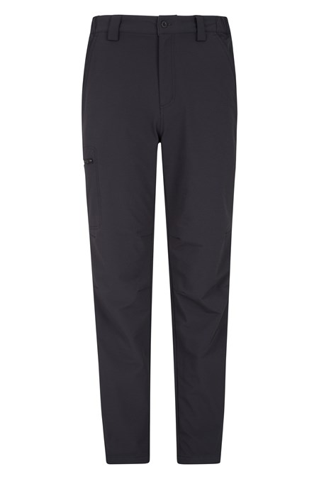 025492 HIKE 4 WAY STRETCH LINED TROUSER