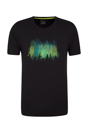 Northern Lights Mens T-Shirt